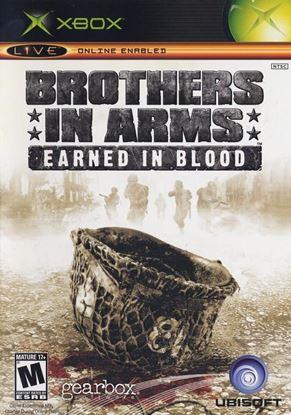 Afbeeldingen van Brothers in Arms Earned in Blood Xbox