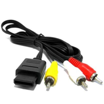 Picture of Nintendo AV Cable