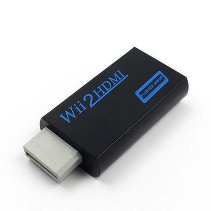 Afbeeldingen van Wii HDMI Converter zwart