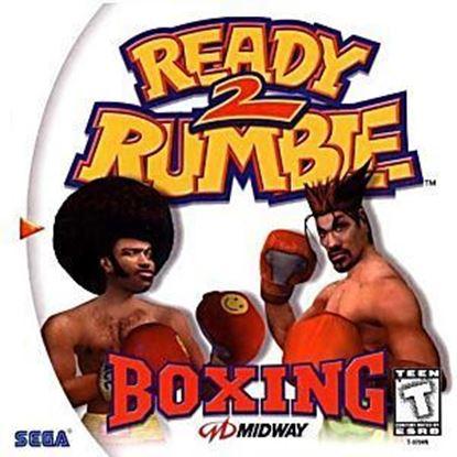 Afbeeldingen van Ready 2 Rumble Boxing