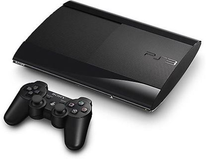 Afbeeldingen van Playstation 3 SuperSlim 500GB