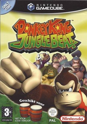 Picture of Donkey Kong Jungle Beat