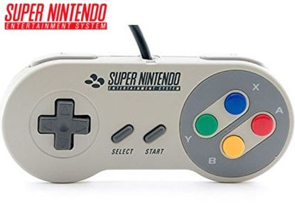 Picture of SNES controller Rental