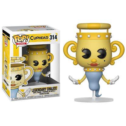 Picture of POP figure Cuphead Legendary Ghost