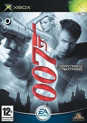 Afbeeldingen van 007 Everything or nothing
