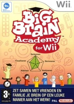 Picture of Big Brain Academy