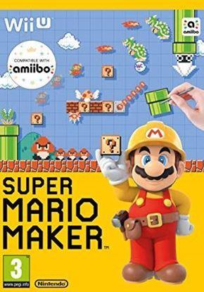 Afbeeldingen van Super Mario Maker