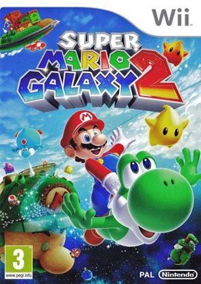Afbeeldingen van Super Mario Galaxy 2