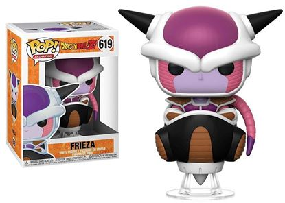 Picture of Pop Figure DragonBall Z Frieza Box Damage