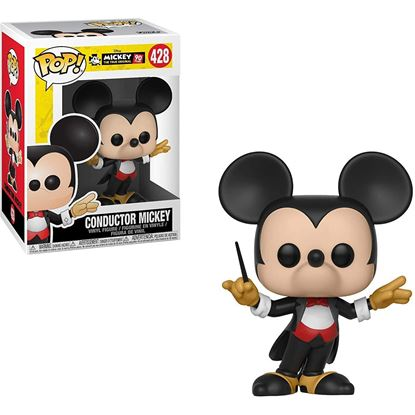 Picture of Pop Figure Conductor Mickey