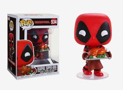 Picture of Pop Figure Deadpool Supper Hero