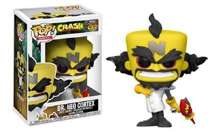 Picture of Pop Figure DR. Neo Cortex Box Damage