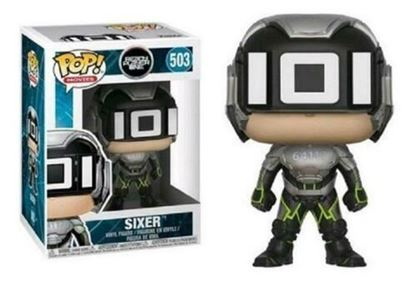 Picture of pop Figure Ready Player One Sixer