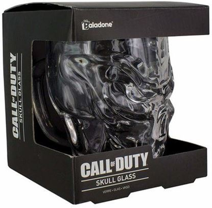 Picture of Call of Duty Skull Glass