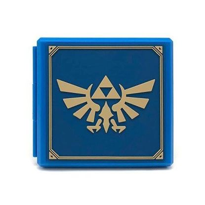 Afbeeldingen van Nintendo Switch Game Card Holder - Legend of Zelda