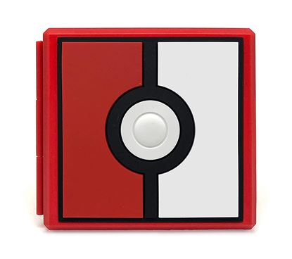 Afbeeldingen van Nintendo Switch Game Card Holder - Pokemon
