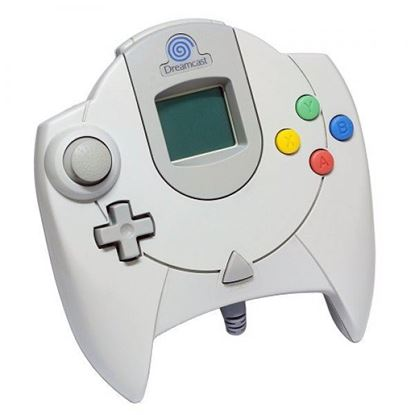 Picture of Sega Dreamcast Controller
