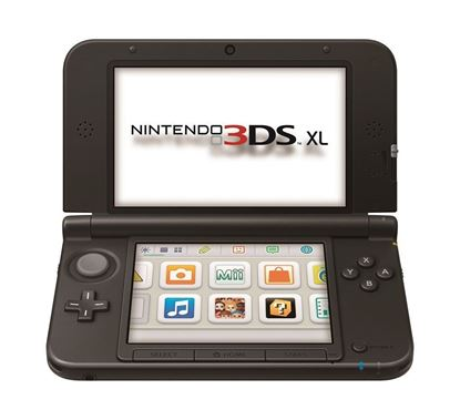 Picture of Nintendo 3DS XL Black