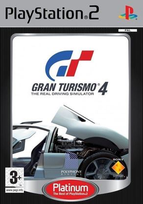 Picture of Gran Turismo 4 Platinum