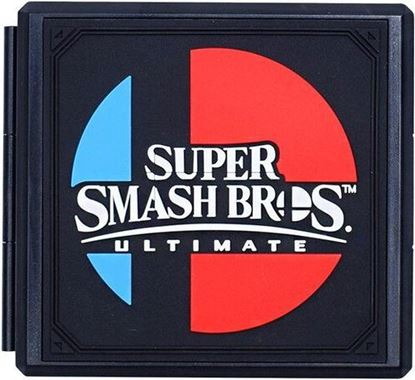 Afbeeldingen van Nintendo Switch Game Card Holder - Smash Brothers