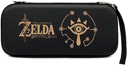 Afbeeldingen van Nintendo Switch case - Legend of Zelda