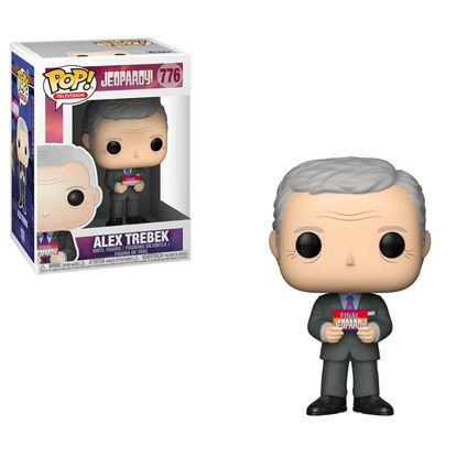Picture of Pop Figure Alex Trebek