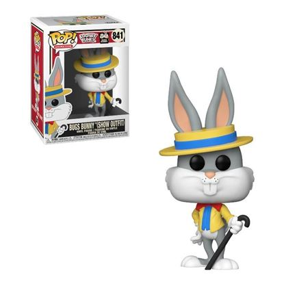Picture of Pop Figure Bugs Bunny Show Outfit