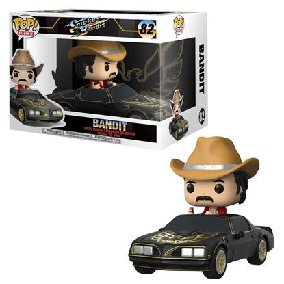 Picture of Pop Figure Bandit in Trans Am