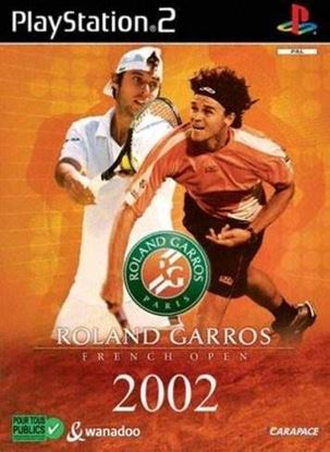 Picture of French Open 2002