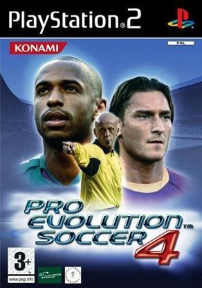 Picture of Pro Evolution Soccer 4
