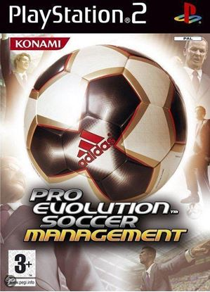 Afbeeldingen van Pro Evolution Soccer Management