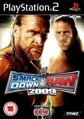 Picture of Smack Down VS Raw 2009