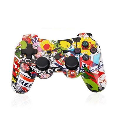 Picture of PS3 Controller Stickerbomb