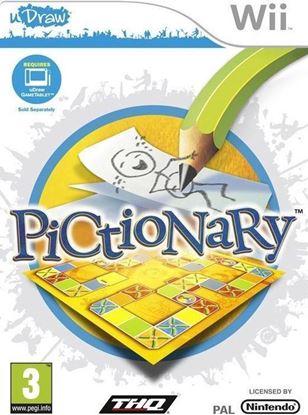 Afbeeldingen van Pictionary