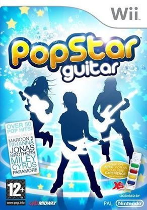 Picture of Pop Star Guitar