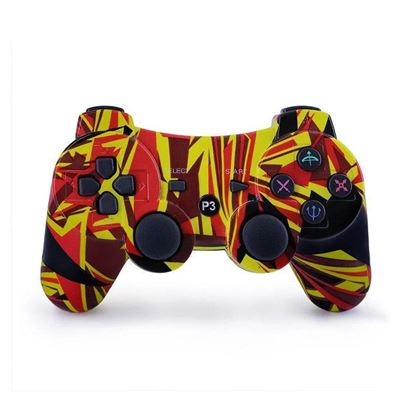 Picture of Ps3 Controller striped