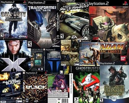Picture of Vervangende Playstation 2 Cover Art