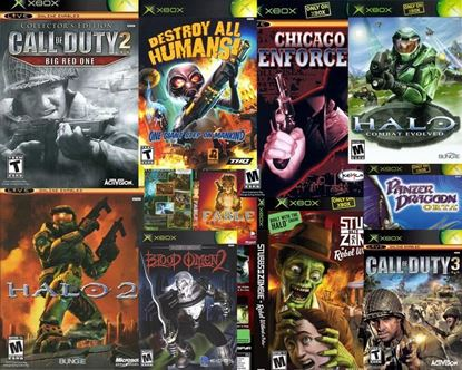 Picture of Vervangende Original Xbox Cover Art