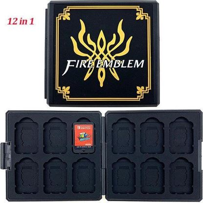 Afbeeldingen van Nintendo Switch Game Card Holder -  Fire Emblem
