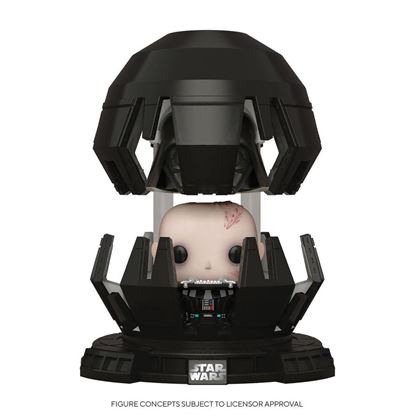 Picture of Pop Figure Darth Vader in Meditation Chamber