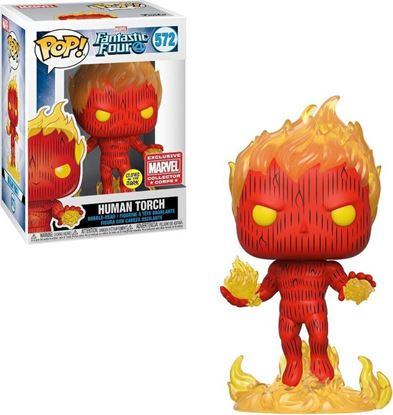 Picture of Pop Figure Human Torch