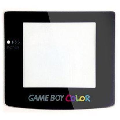 Afbeeldingen van Game Boy Color vervangende glazen lens