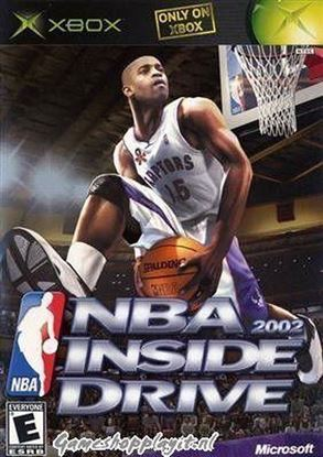 Picture of NBA Inside Drive 2002