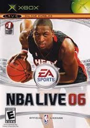 Picture of NBA Live 2006